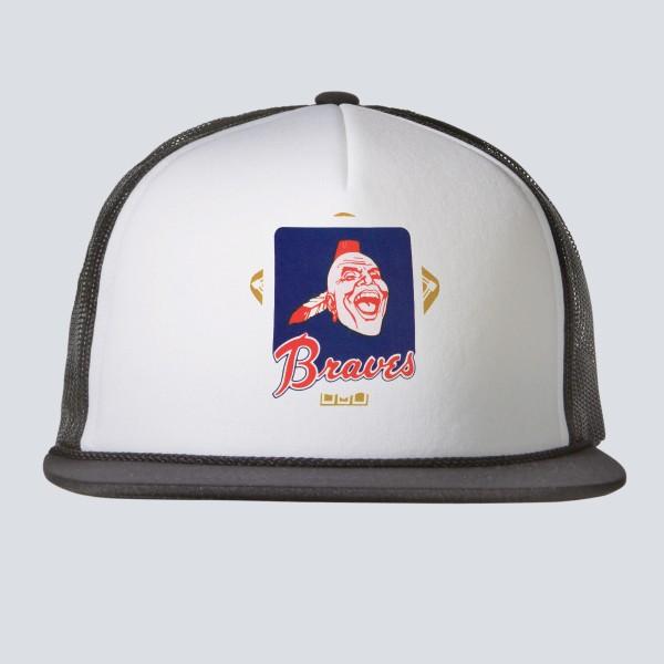 b0d8894294580a 1981 Atlanta Braves Hats