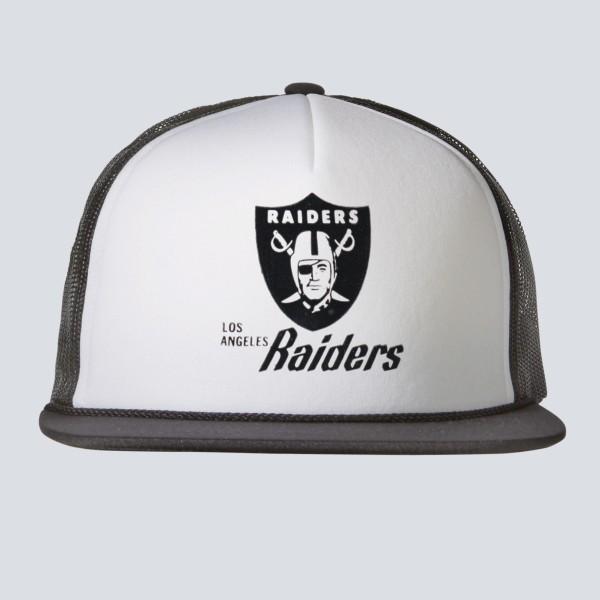 1983 Los Angeles Raiders Hat
