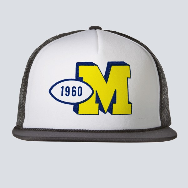 b38746170 1960 Michigan Wolverines Hat