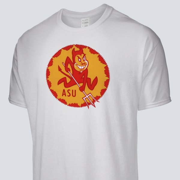 64dbba689b 1980 Arizona State University Men's T-Shirt
