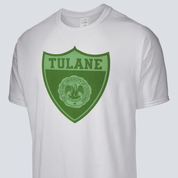 the best attitude 9d620 1f132 1967 Tulane Green Wave Men's T-Shirt