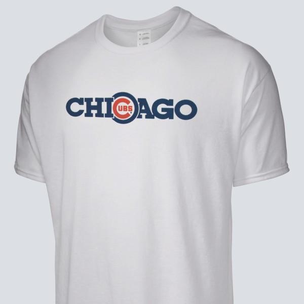 wholesale dealer 86545 2a433 1988 Chicago Cubs Men's T-Shirt
