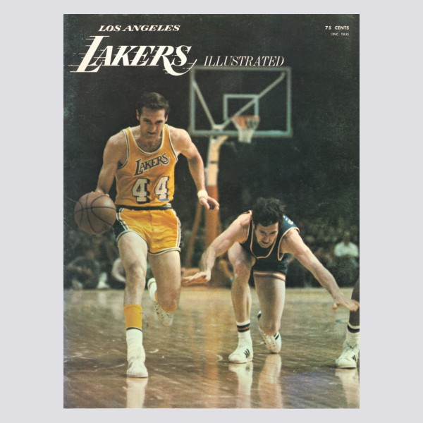 1970 Los Angeles Lakers Poster