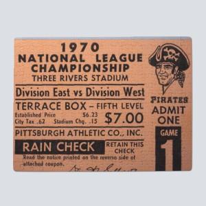 1970 National League Championship Series Puzzle