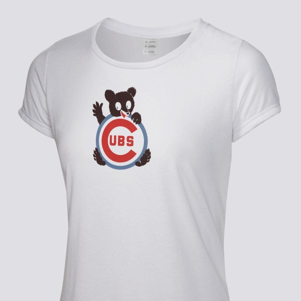 2fcf23ea03a Chicago Cubs Women s T-Shirt